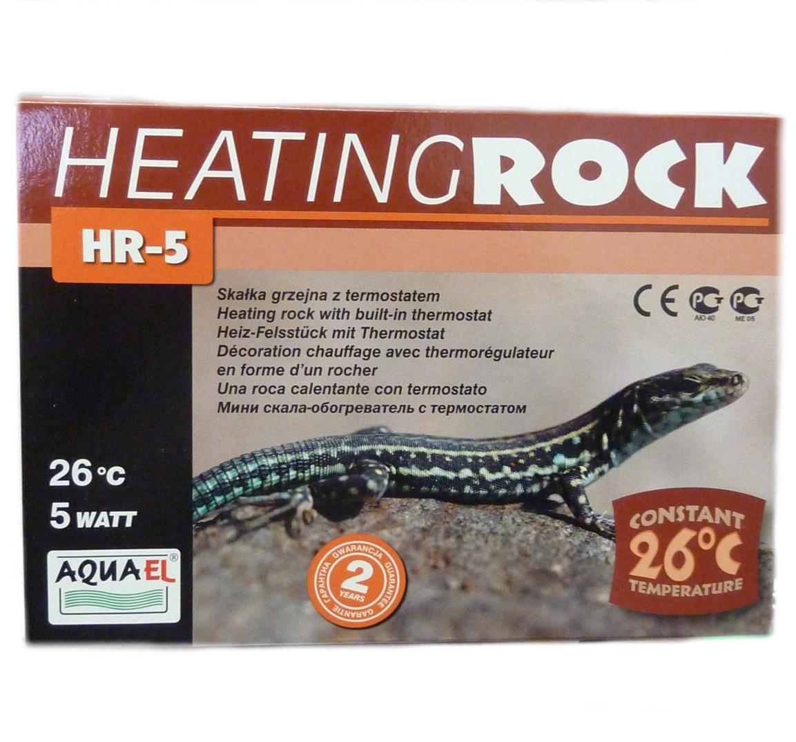 Calefaccion reptiles for Roca termica
