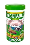 P.VEGETABLE TABLET 50ML 30G VEGETAL