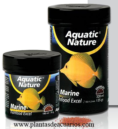 MARINE FISH FOOD EXCEL 320mL