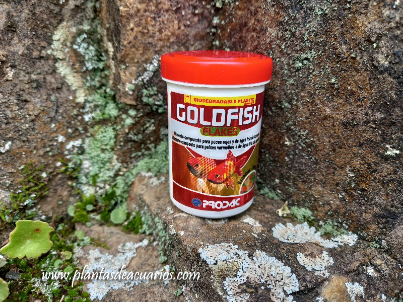 Prodac goldfish flakes 100 ml 12 g