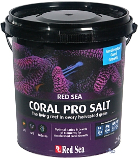 Red Sea Sal Coral Pro 22 kg