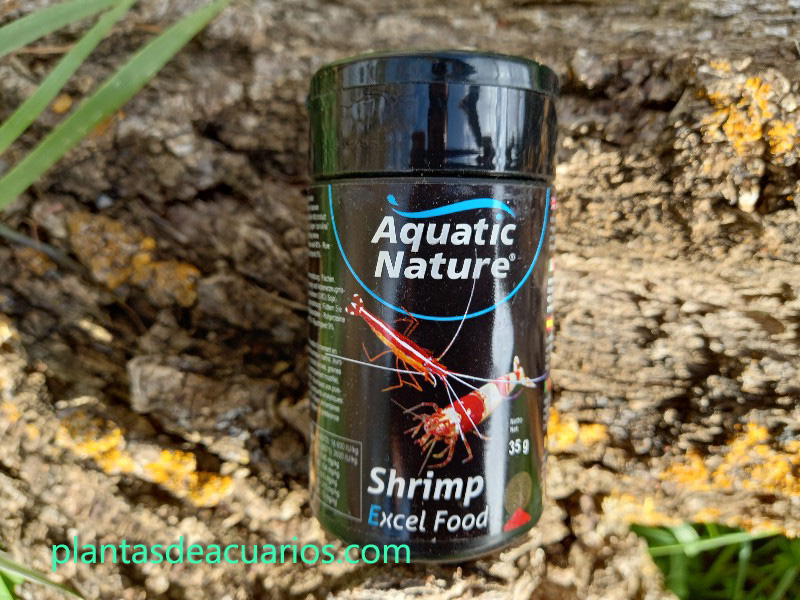 SHRIMP FOOD 124 ML(COMIDA GAMBAS)